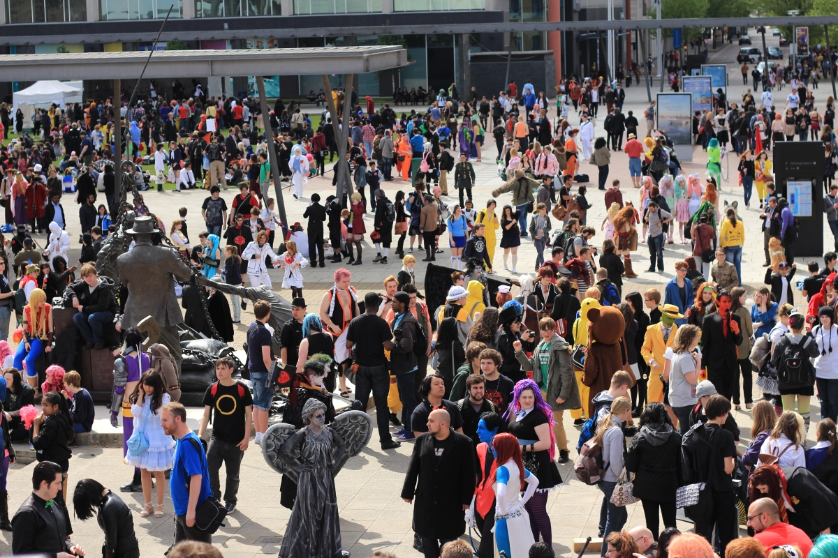 Mcm Expo Stands For : Mcm expo may nihon in london