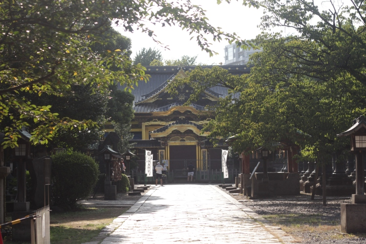 Toshogu Shrine (Ueno)