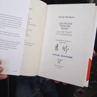 Murakami Book Signing Fail
