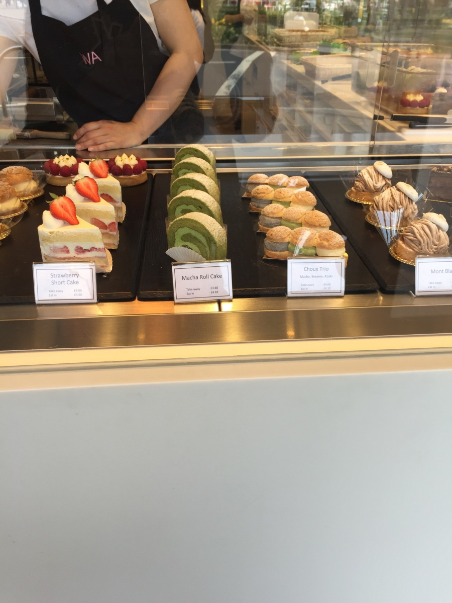 Wa - Japanese Bakery in London